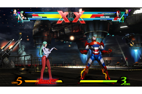 Ultimate Marvel vs. Capcom 3 on PS4 | Official PlayStation ...