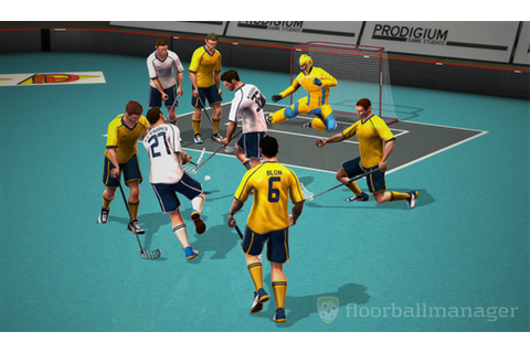 Download Psp Games Miniclip: Floorball League 2011
