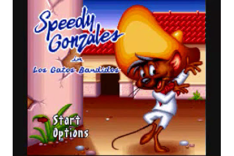 Speedy Gonzales Los Gatos Bandidos Gameplay Part 1 - YouTube