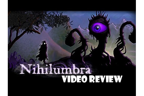 Review: Nihilumbra (PS Vita) - YouTube