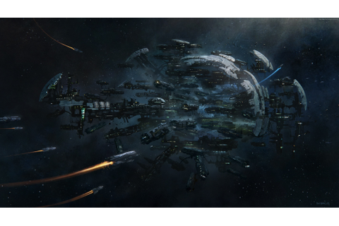 Wallpaper Star Citizen, game, space simulator, battle, sci ...