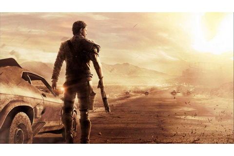 Mad Max Gameplay Demo - IGN Live: E3 2015 - YouTube
