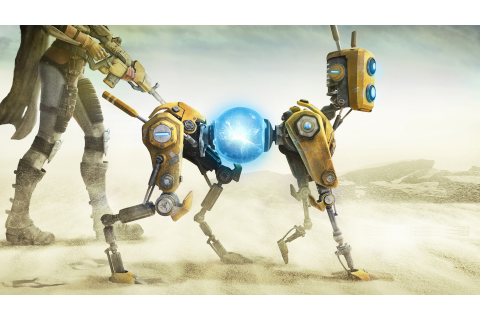 Wallpaper ReCore, Best Games, PC, PS4, PlayStation 4, Xbox ...