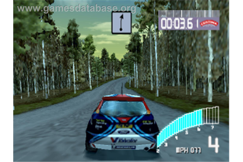 Colin McRae Rally 2.0 - Sony Playstation - Games Database