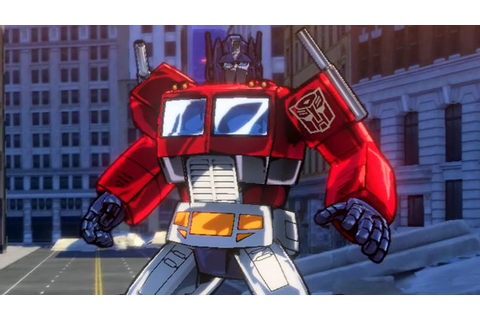 Transformers: Devastation - Inside Platinum's G1-Based ...