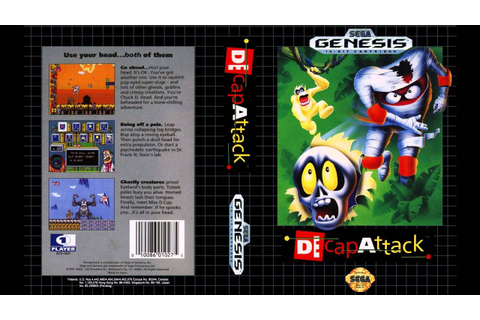 [SEGA Genesis Music] Decap Attack - Full Original ...