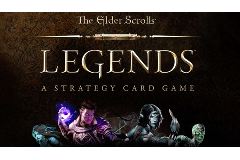 The Elder Scrolls Legends Preview - A Legend In The Making?