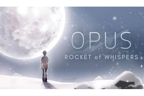 OPUS: Rocket of Whispers « GamesTorrent