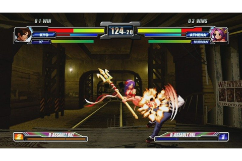 NeoGeo Battle Coliseum (2006) by SNK Playmore X360 game