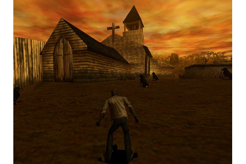 Shadow Man (1999) - PC Review and Full Download | Old PC ...