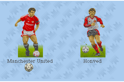 Amiga Memoirs: Chapter XXII: Manchester United Europe