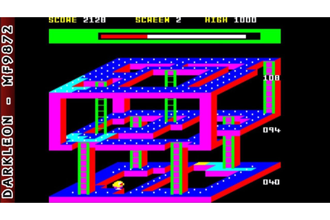 BBC Micro - 3D Dotty (1987) - YouTube