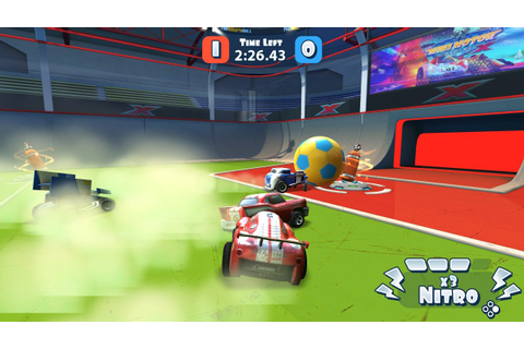 Mini Motor Racing X Review (Switch eShop) | Nintendo Life