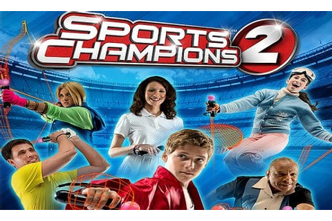 Sports Champions 2 – GAMING TREND