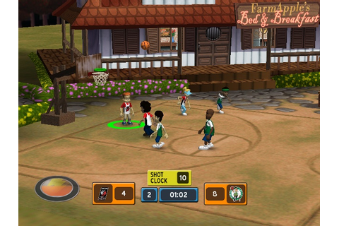 Backyard Basketball 2007 | Download Free Mediafire Games ...