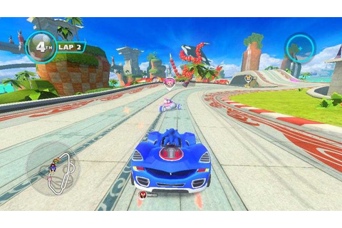 Sonic All-Stars Racing Transformed Download Free Full Game ...