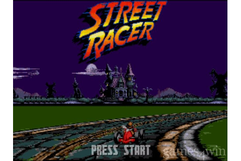 Street Racer. Download and Play Street Racer Game - Games4Win