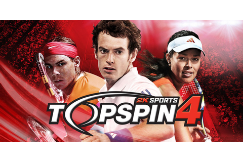 Top Spin 4 | Wii | Games | Nintendo