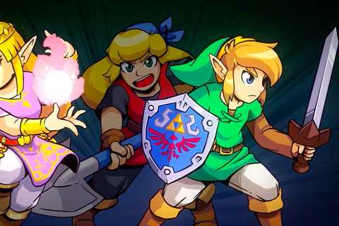 Nintendo is combining The Legend of Zelda with Crypt of ...