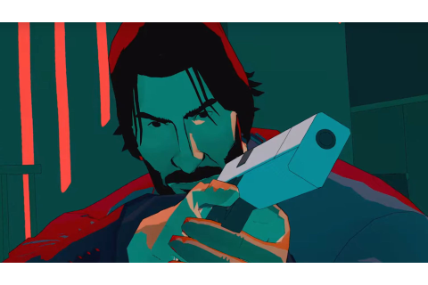 John Wick Hex is an official strategy game heading to the ...
