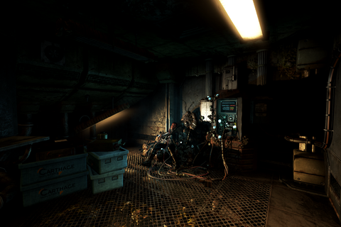 Soma could be the creepiest game of the year, because the ...