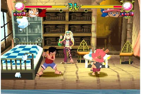 Download One Piece Grand Battle 2 PSX ISO