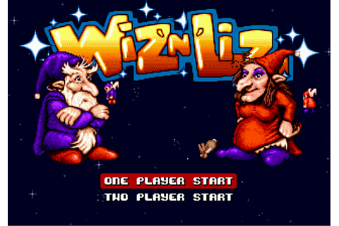 Play Wiz'n'Liz Sega Genesis online | Play retro games ...