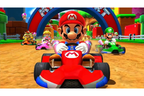 Mario Kart Tour Coming to Mobile Phones (Updated)