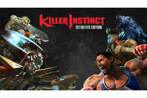 Iron Galaxy Reveals That Killer Instinct Is Coming To Steam
