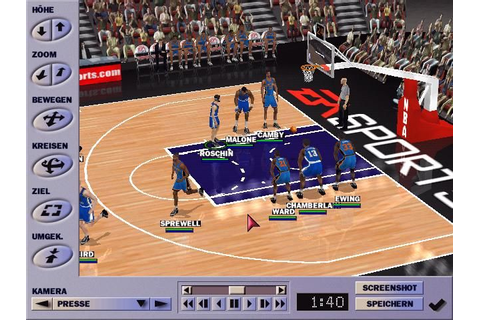NBA Live 2000 Screenshots for Windows - MobyGames