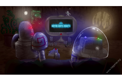 Mayan Death Robots - Tai game | Download game Hành động