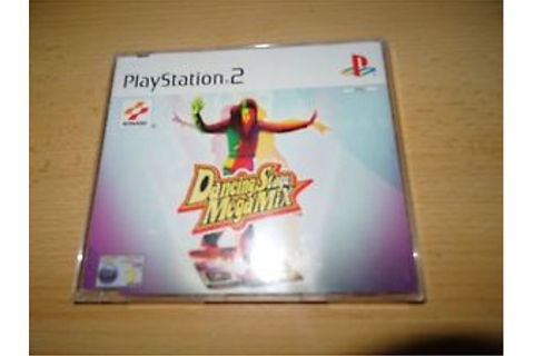 DANCING STAGE MEGAMIX PROMO – ps2 (Full Promotional Game ...