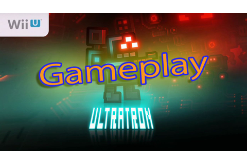 Ultratron Gameplay [Wii U] - Deutsch - YouTube