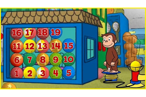 Curious George - Monkey Jump - Curious George Games - YouTube