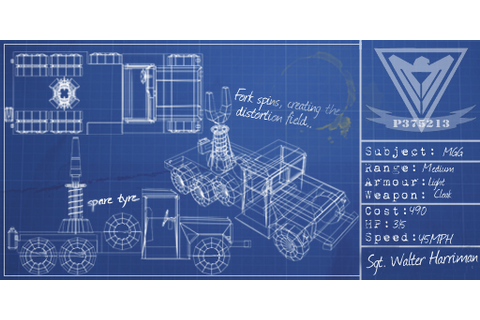 Mobile Gap Generator Blueprint image - Red Alert: A Path ...