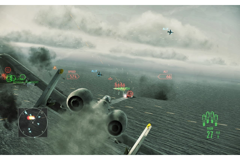 Game Enteng: Download Game Ace Combat Assault Horizon PC ...