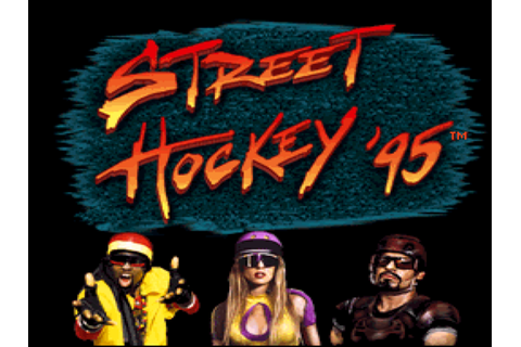 Street Hockey '95 Download Game | GameFabrique