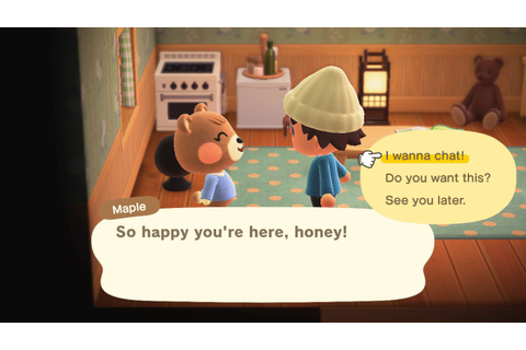 How to increase friendship levels - Animal Crossing: New ...