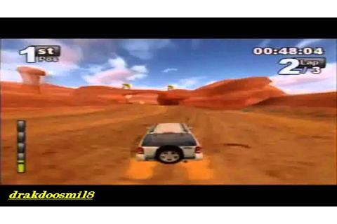 jeep thrills ps2 - YouTube