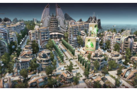 Anno 2070 - Deep Ocean - Download Free Full Games ...