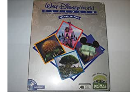 Amazon.com: Walt Disney World Explorer, Second Edition