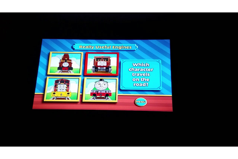 Thomas & Friends Really Useful Engines Game - YouTube