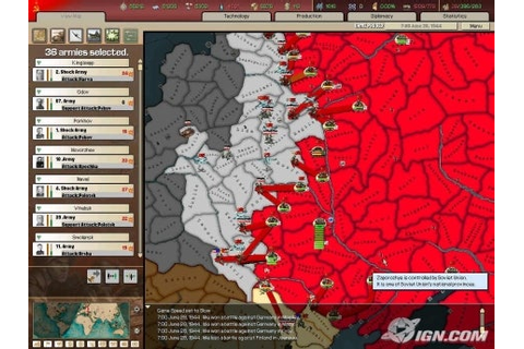 Hearts of Iron 2 - IGN - Page 3