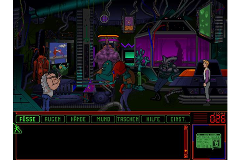 Space Quest 6: Roger Wilco in The Spinal Frontier Download ...