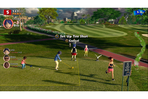 Review: Everybody's Golf (Sony PlayStation 4) - Digitally ...