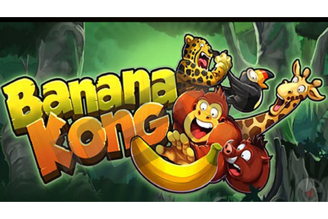 Banana Kong - Best Paid Game Of The Day January 26, 2013 ...