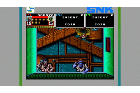 SNK 40th Anniversary Collection Gets 11 Free New Games ...