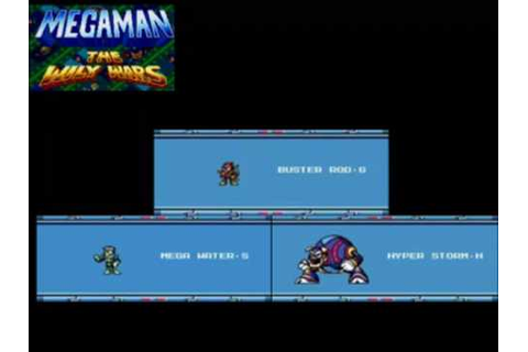 Mega Man: The Wily Wars - Game Start (Wily Tower) - YouTube