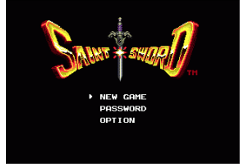 Download Saint Sword (Genesis) - My Abandonware