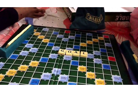 O Games #1-How to play Scrabble (Basic). - YouTube
